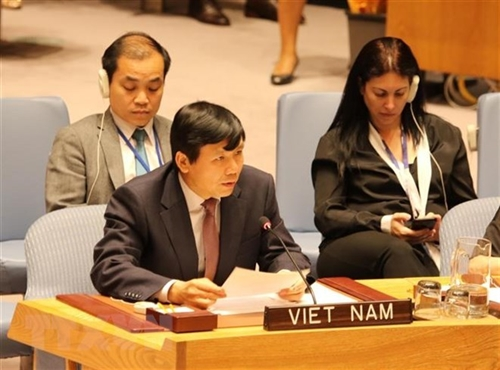 Vietnam attends UN First Committees debate on conventional weapons