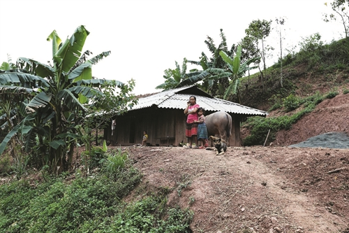 Plan on sustainable poverty reduction support for poor villages