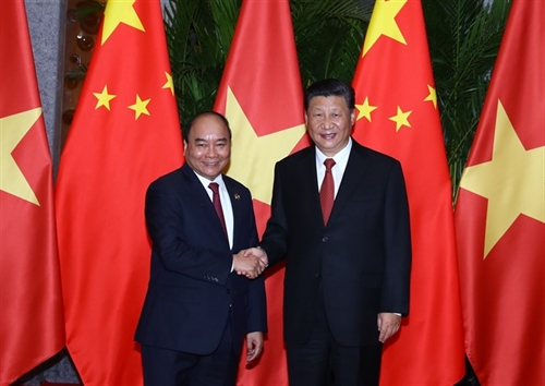 Vietnam wants healthy sustainable relationship with China: PM