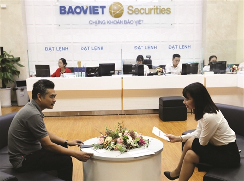 Draft Securities Law proposes expanding foreign holding cap