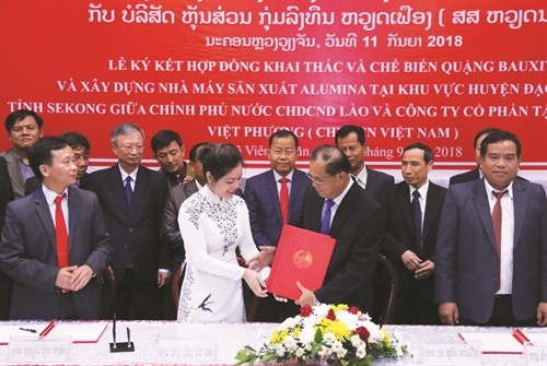 Void contracts under current private law of Vietnam