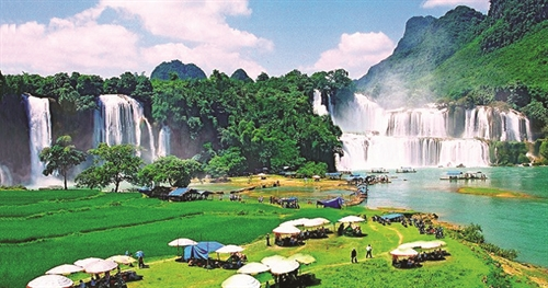 Cao Bang: a fairy land for tourists