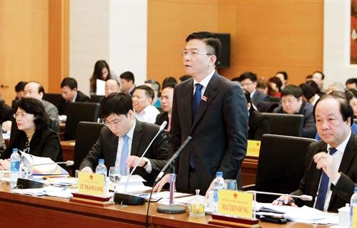 Drawbacks in lawmaking work under scrutiny
