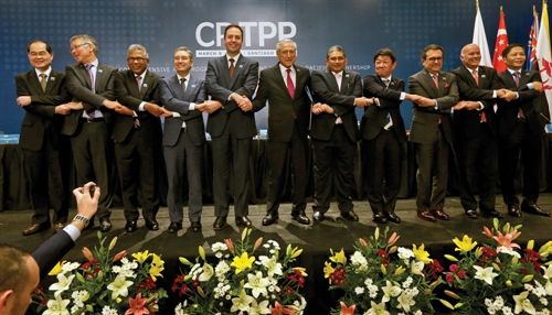 CPTPP vital to Vietnams economic reforms