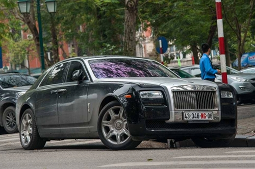 Tax break for personal vehicles of foreigners