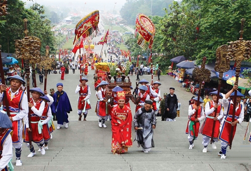 Phu Tho province: the birthplace of the Nation