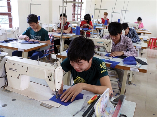 Scheme to improve vocational education quality approved