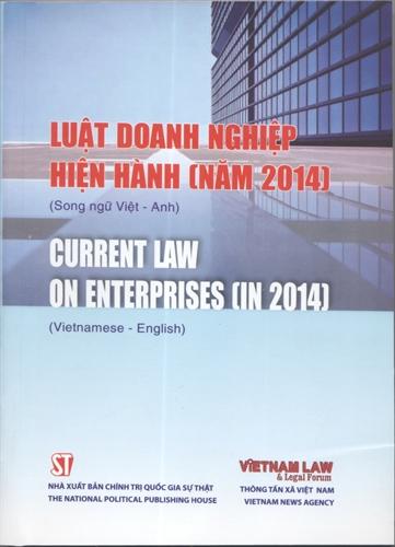 Luật doanh nghiệp – Law on Enterprises (in 2014)