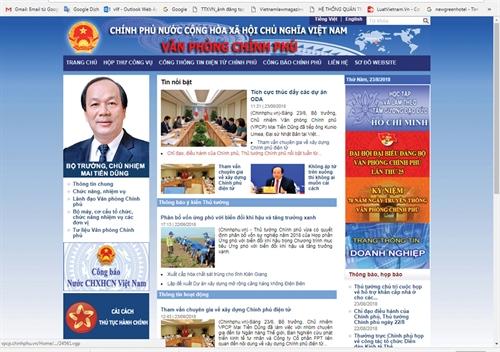 Vietnam speeds up toward digital government and digital economy