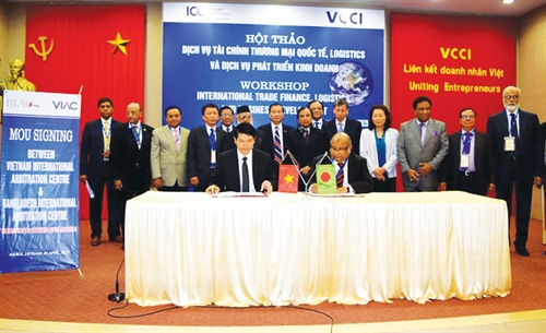 Procedures for filing foreign arbitral award recognition and enforcement requests in Vietnam