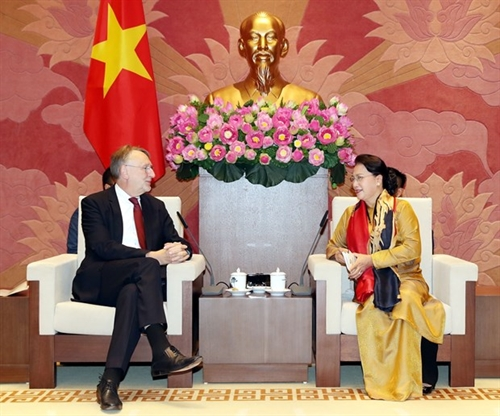 Vietnam to seriously realize commitments in deals with EU: NA leader