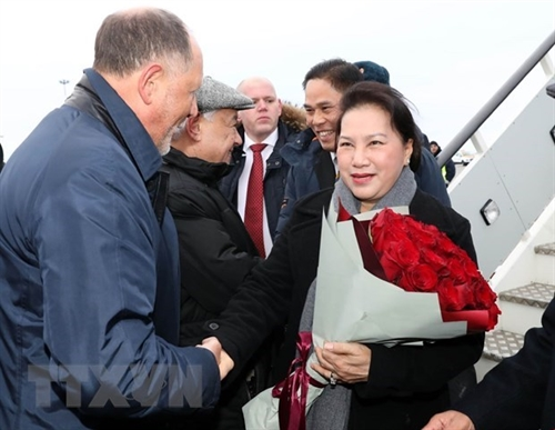 Top legislators visit to lift Vietnam-Russia parliamentary ties