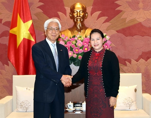 Vietnam Japan agree to enhance exchanges between parliamentarians