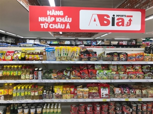 FTAs encourage food imports investments in Vietnam