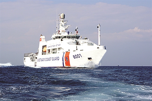 Law on the Vietnam Coast Guard