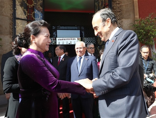 Vietnam Morocco further parliamentarian cooperation