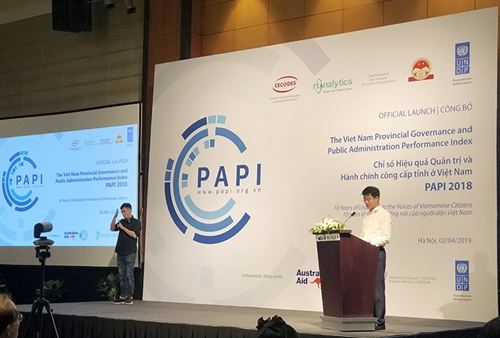 Citizens are more satisfied with public services but concerned about environment poverty and corruption: 2018 PAPI Report