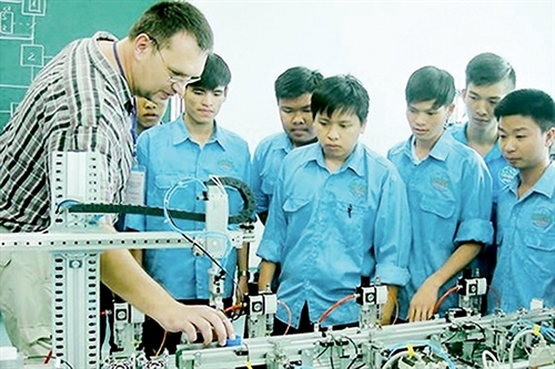 New decree specifies foreign investment in vocational education