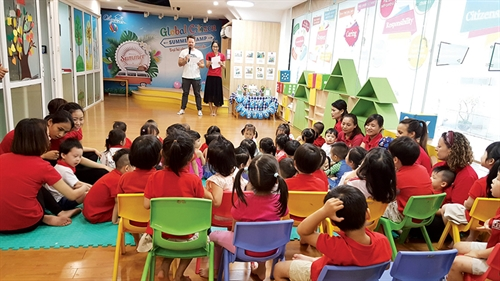 How to establish kindergartens in Vietnam