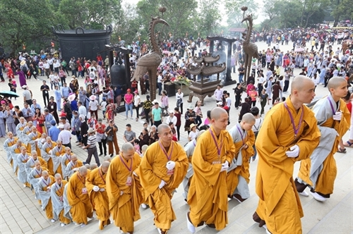UN Day of Vesak 2019 solemnly opens in Ha Nam Province