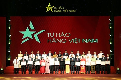 Deputy PM wants to increase value of Vietnamese brands