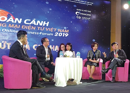 Law-based state management of e-commerce in Vietnam