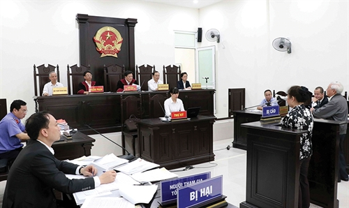 First-instance jurisdiction to try commercial legal persons in Vietnam