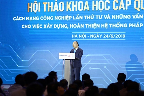 Vietnam to perfect its legal systems in compliance with new eras demand