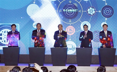 E-Cabinet system makes debut