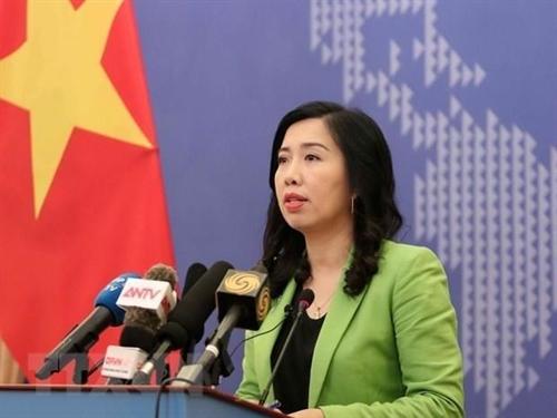 Vietnam issues statement on Singapore PMs speech at Shangri-La Dialogue