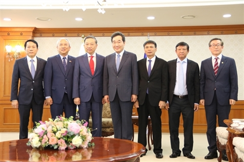 Vietnam RoK to augment co-operation in ensuring security