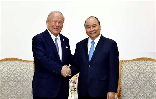 Vietnam treasures strategic partnership with Japan