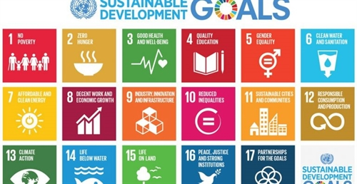 Roadmap to realize 2030 sustainable development goals