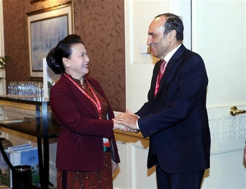 Vietnam treasures friendship cooperation with Morocco: NA Chairwoman