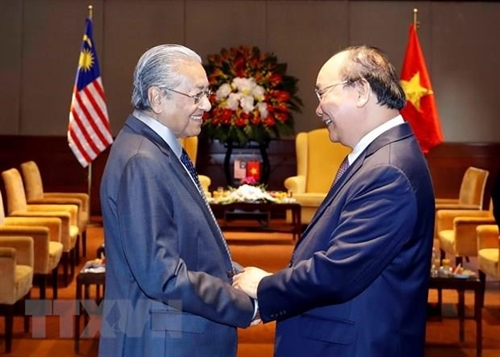 Malaysian Prime Minister concludes visit to Vietnam