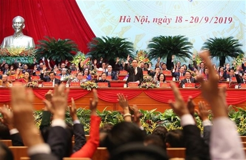Ninth VFF National Congress adopts new charter