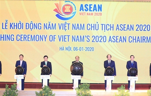 PM launches Vietnams 2020 ASEAN Chairmanship