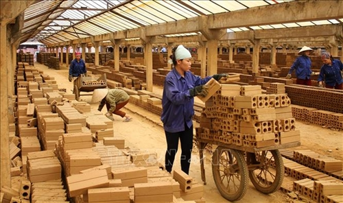 Specific requirements set for projects on building material production