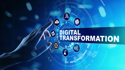 Glossary of digital transformation terms