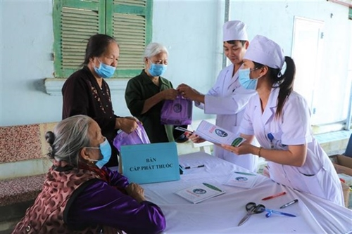 VN launches elderly healthcare program in response to ageing population
