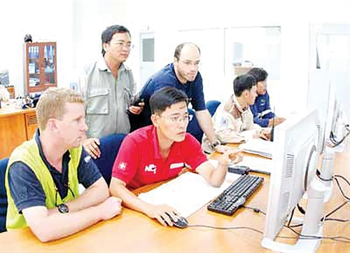Visa application for foreigners working at representative offices in Vietnam