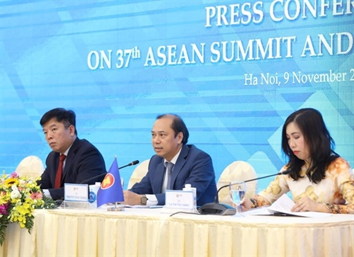 37th ASEAN Summit related meetings on horizon