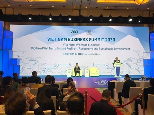 Vietnam Business Summit 2020 opens