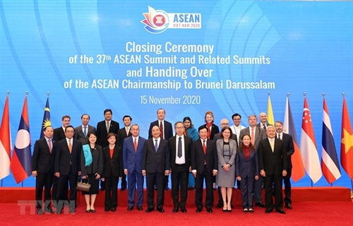 Record number of documents adopted at 37th ASEAN Summit against COVID-19 backdrop