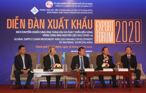 Forum suggests ways to bolster exports economic recovery