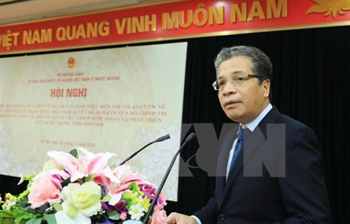 Ministry of Foreign Affairs seeks OVs opinions on national development