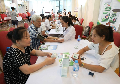 Government launches program to improve healthcare for the elderly