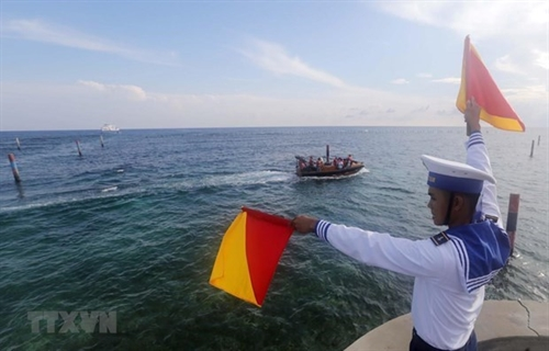 Vietnam demands China respect Vietnams sovereignty on East Sea