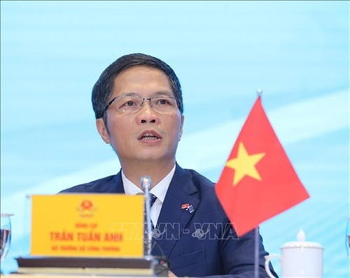 Trade minister asks for optimizing EVFTA commitments
