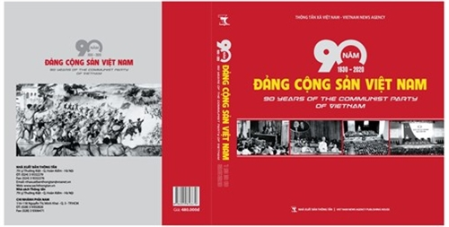 Photo book about Communist Party of Vietnam released